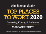 Top places to work in 2020