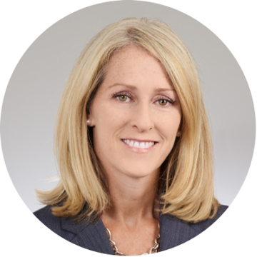Headshot of Commonwealth Care Alliance Chief Operating Officer Courtney Murphy